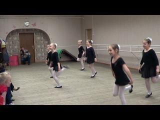 Образцовый коллектив народного танца
