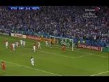 Чемпионат Европы 2008/ 2 тур/ Группа D/ Греция - Россия (обзор)