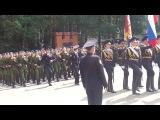 Торжественный марш. Президентский полк 2013.