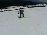 Безбашенные сноубордисты