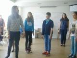 Репетиция 12 отряд. Кукольный спектакль