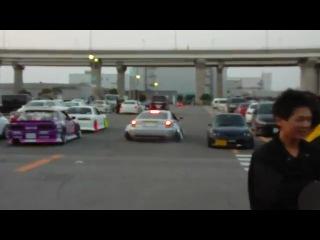 НА ПНЕВМЕ японский тюнинг Toyota Celica