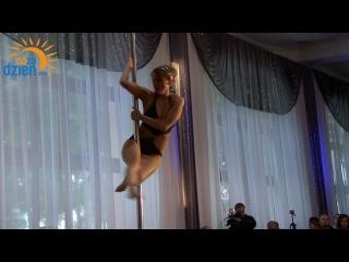 Pierwsze oficjalne mistrzostwa Polski w Pole dance 2012