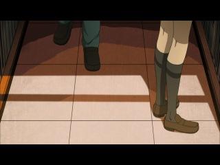 Tonari no Kaibutsu kun/ Мой безбашенный сосед / Я и чудовище / Монстр за соседней партой 9 серия (Amsterdam)