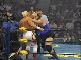 WCW SuperBrawl V (1995) - Часть 2