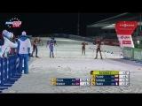 Чемпионат Мира 2013 / IBU World Championships Biathlon 2013 / Eurosport [07.02.2013, SD, XviD, RU, IPTV] - смешанная эстафета