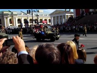 День победы Питер Невский пр 9 мая 2012 г