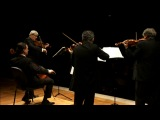 Emerson String Quartet - Concert in Auditorium de Louvre