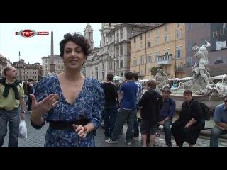 Kentler ve Gölgeler - 2. Sezon - Roma - Federico Fellini - Anlatan: Meltem Cumbul
