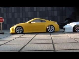 Дрифт и парковка на игрушечной машине от мастера Stepashka
