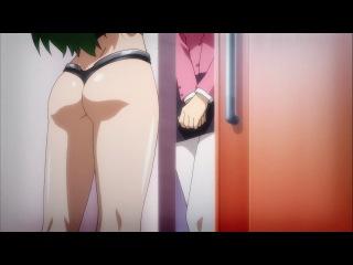 AnimeLand.Su_Hagure Yuusha no Estetica / Потерявшийся герой забрал девицу домой - 5 серия   Absurd & Eladiel
