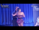 Shaka Brown Shakira Taveras Show @ Salsafestival Münster 2011 (HD)