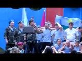 Песня десантников СИНЕВА 2011 Мариуполь