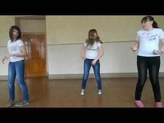 танец под :Кеша - тик ток