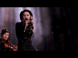 Madonna - Masterpiece (Live at Paris Olympia club)