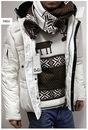 свитер с оленями. мужской свитер с оленями связать схема.