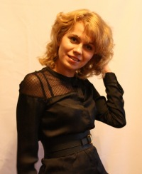 Ольга Клищук, 10 августа 1985, Новосибирск, id7146573