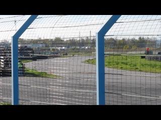закрытие летнего сезона 2013. автодром спб