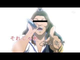 Гинтама(Gintama) 3 сезон 2 серия (Eladiel & Zendos)