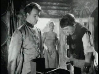 Приключения сэра Ланселота (Рыцарь с красным пером) / The Adventures of Sir Lancelot (The Knight with the Red Plume) 1x01 (1956)