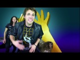 3OH!3 - My First Kiss (feat. Ke$ha) OFFICIAL MUSIC VIDEO