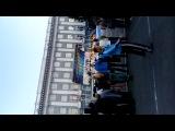 День города в городе Кемерово....Парень зажигает