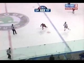 Канада-Чехия.ЧМ2010.Хоккей.Драки в конце матча.18.05.10.