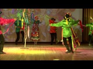 Детский образцовый ансамбль танца