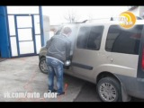 Ароматизация салона Fiat Doblo (FRAGRANCE FREE)