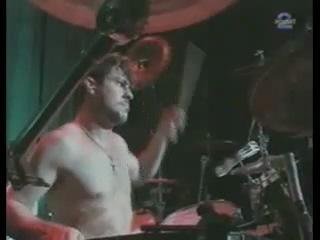 Майк Манджини. Самый быстрый барабанщик в мире