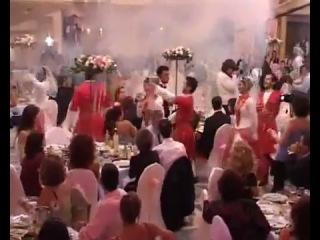 Армянская свадьба с традиционными танцами