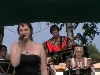 Марина Березина и Русская тройка