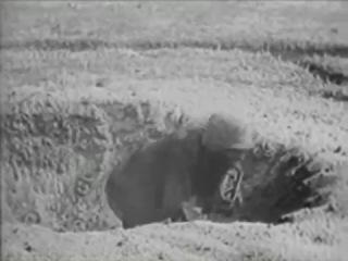 Немецкий учебный фильм по борьбе с танками 1943 года.