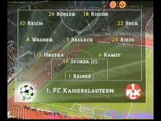 Лига Чемпионов 1998-99/ Четвертьфинал/ Первые матчи (обзор)