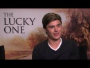Zac Efron and Taylor Schilling - The Lucky One