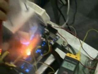 Intel core 2 duo overclock 5.5 GHZ