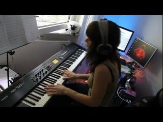 Scorpions - Wind Of Change на пианино
