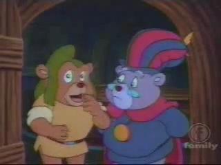 1990 Disney's Adventures of the Gummi Bears 06 05 Zummi in Slumberland