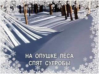 Караоке: Зимняя сказка