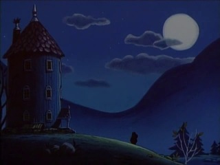 Fun Family Moomin   Приключения муми-троллей. 35 серия