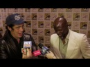 Guardians of the Galaxy- Benicio Del Toro Djimon Hounsou