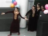 29.03.13. Праздник национальных костюмов. Туркменский танец.