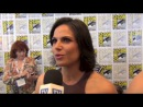Lana Parrilla - Once Upon a Time - Comic - Con'13