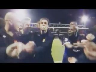 Самые лучшие и смешные празднование гола в футболе!!