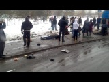 1 апреля 2013 около ХЛ автобус сбил 8 человек 3 погибли.казань