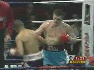 2003-04-05 Ricky Hatton vs Vince Phillips (WBU Light Welterweight Title)