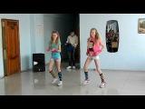 Танец от 6А и Г классов. Первый тур. Минута славы в МОУ СОШ №7 г.Шуя