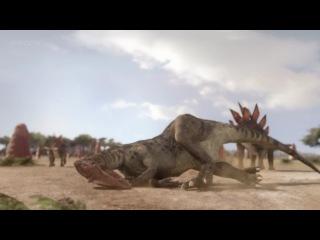 BBC: Планета динозавров - 4-ый фильм