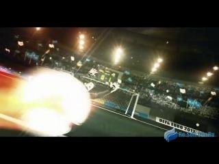 Китайский футбол ( Реклама Чемпионата Евро 2012 в Китае Advertising Euro 2012 Cup in China)