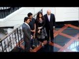 Raghu Dixit meets Abhishek Bachchan, Aishwarya Rai Bachchan and Keith Vaz